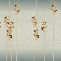 Peach   Wall coverings / wallpapers   LONDONART