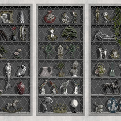 Object Story   Wall coverings / wallpapers   LONDONART