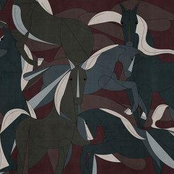 Murgese Horses | Wall coverings / wallpapers | LONDONART
