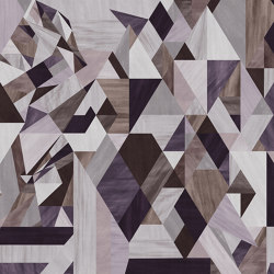 Rhombus | Carta parati / tappezzeria | LONDONART
