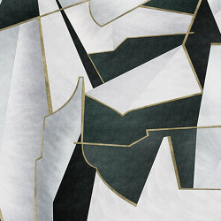 Dieci | Wandbeläge / Tapeten | LONDONART