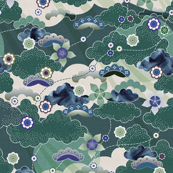 Kyoto | Wall coverings / wallpapers | LONDONART