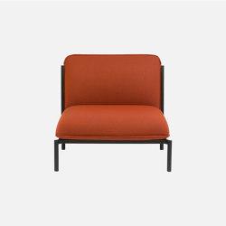 Kumo Sofa Single-Seater Canyon | Armchairs | Hem Design Studio