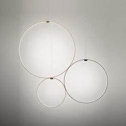 Zero Round Vertical | Lámparas de suspensión | Panzeri