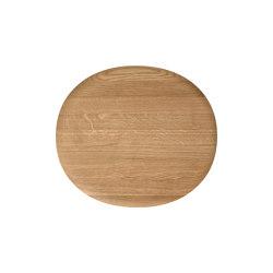Sasso Serving Tray Large Oak | Bandejas | Hem Design Studio