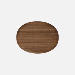 Sasso Serving Tray Medium Walnut | Trays | Hem Design Studio