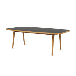 Forum Barrel Meeting Table | Tavoli contract | ICONS OF DENMARK
