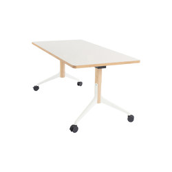 Woodstock Flip Top Table | Contract tables | ICONS OF DENMARK