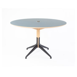 Woodstock Round Table | Mesas contract | ICONS OF DENMARK