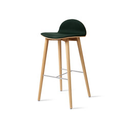 Nam Nam Wood Stool | Barhocker | ICONS OF DENMARK