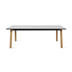 Facit Meeting Table | Tables collectivités | ICONS OF DENMARK