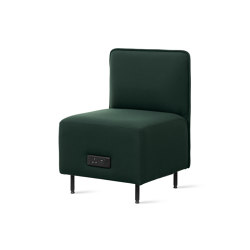 Bank | Armchairs | ICONS OF DENMARK
