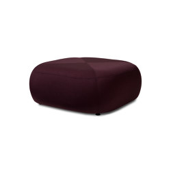 Firkant Pouf Large | Pufs | ICONS OF DENMARK