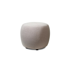 Firkant Pouf Small | Pufs | ICONS OF DENMARK