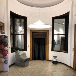Lighting Designers | Barrisol? Castiglioni | Suspended lights | BARRISOL