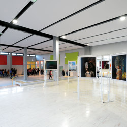 Our acoustic solutions | Arcolis? | Suspended ceilings | BARRISOL