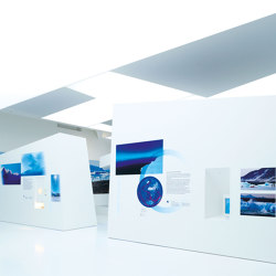 Our acoustic solutions | Barrisol Acoustic Light® | Illuminated ceiling systems | BARRISOL