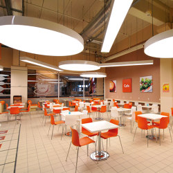 Our lightings solutions | Barrisol® Lightings | Suspended ceilings | BARRISOL