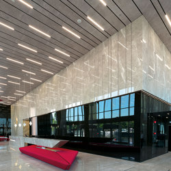 Our solutions for interiors | Barrisol Marble effect | Suspended ceilings | BARRISOL