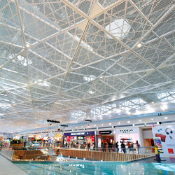 Our solutions for interiors | Barrisol Perfodesign® | Suspended ceilings | BARRISOL