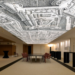 Our solutions for interiors | Barrisol Print your Mind® | Suspended ceilings | BARRISOL