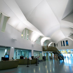 Our solutions for interiors | Barrisol® 3D shapes | Suspended ceilings | BARRISOL