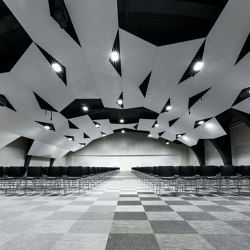 Our solutions for interiors | Barrisol® Modular | Suspended ceilings | BARRISOL