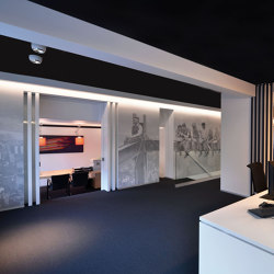 Our textile solutions | Artolis Bi-stretch® by Barrisol® | Wall art / Murals | BARRISOL