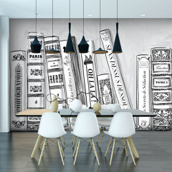 Our unique partnerships | Chantal Thomass for Barrisol® | Bespoke wall coverings | BARRISOL