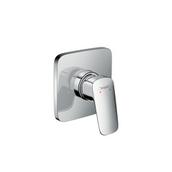 hansgrohe Logis Single lever shower mixer for concealed installation | Shower controls | Hansgrohe