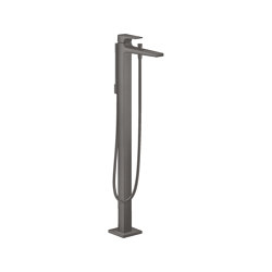 hansgrohe Metropol Single lever bath mixer floor-standing with lever handle | Bath taps | Hansgrohe