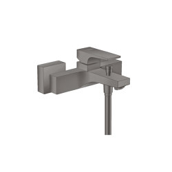 hansgrohe Metropol Single lever bath mixer with lever handle for exposed installation   Bath taps   Hansgrohe