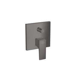 hansgrohe Metropol Single lever bath mixer with lever handle for concealed installation with security combination | Grifería para bañeras | Hansgrohe