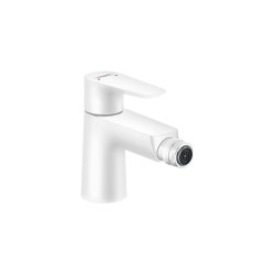 hansgrohe Talis E Single lever bidet mixer with pop-up waste set | Bidet taps | Hansgrohe