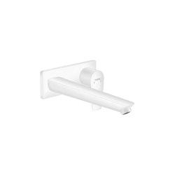 hansgrohe Talis E Mezclador monomando de lavabo empotrado caño 225mm | Grifería para lavabos | Hansgrohe