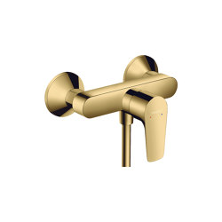 hansgrohe Talis E Mezclador monomando de ducha visto | Grifería para duchas | Hansgrohe