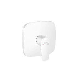 hansgrohe Talis E Single lever shower mixer for concealed installation | Shower controls | Hansgrohe