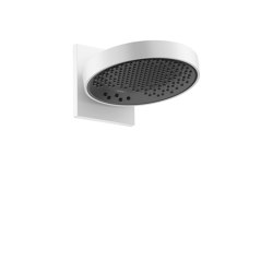 hansgrohe Rainfinity Overhead shower 250 3jet EcoSmart with wall connector | Shower controls | Hansgrohe