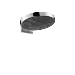hansgrohe Rainfinity Overhead shower 360 1jet with wall connector | Shower controls | Hansgrohe