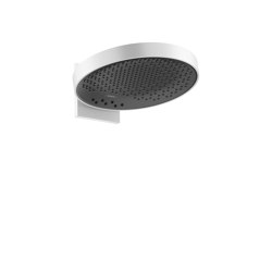 hansgrohe Rainfinity Overhead shower 360 3jet with wall connector | Shower controls | Hansgrohe