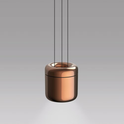 CAVITY Suspension | bronze | Pendelleuchten | serien.lighting