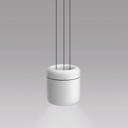CAVITY Suspension | white | Pendelleuchten | serien.lighting