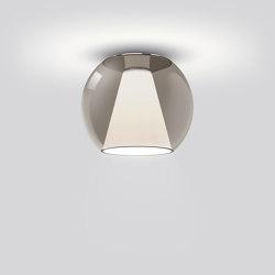 DRAFT Ceiling S | Brown | Lampade plafoniere | serien.lighting