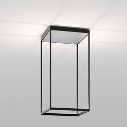 REFLEX² M 600 Black | Pyramid Silver | Lampade plafoniere | serien.lighting