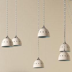 Apuane | Suspended lights | Toscot