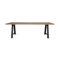 Albert dining table black A base | Dining tables | Vincent Sheppard