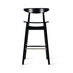 Atelier N/7 Teo counter stool | Bar stools | Vincent Sheppard