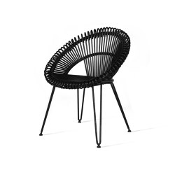 Cruz Curly dining chair | Chairs | Vincent Sheppard
