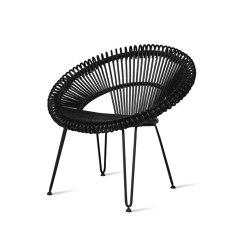 Cruz lazy chair | Stühle | Vincent Sheppard