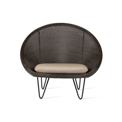 Gipsy cocoon black base | Sillones | Vincent Sheppard